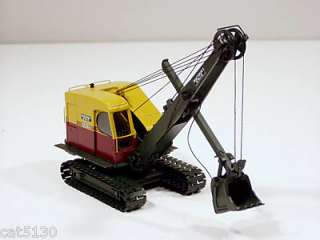 Both Bucyrus Erie 22B Cable Excavator & Shovel 1/50 EMD