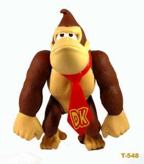 Nintendo Super Mario Bro Donkey Kong Action Figure Toys