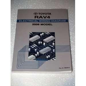 2006 Toyota RAV4 Electrical Wiring Diagram Toyota Motor