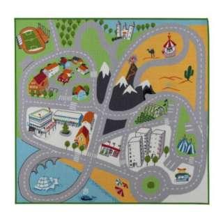 55 x 52 IKEA Kids Childrens Play mat rug carpet NEW