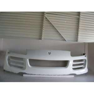 Porsche Cayenne Base S Front Bumper W Washers 08 10 W/O Wide Fender