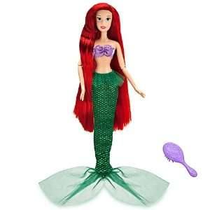 Disney Princess Exclusive 17 Singing Doll   Ariel Baby