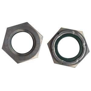 mm x 0.8 Stainless Steel Lock Nuts   Box of 100