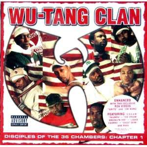 Disciples of the 36 Chamb Wu Tang Clan Music