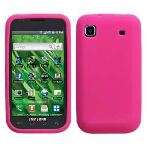 Hot Pink Skin Case Cover Samsung Vibrant Galaxy S T959
