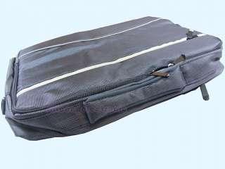 15 Laptop Notebook briefcase carrying bag case Black