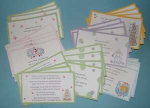 Wedding Bridal Shower ENVELOPE GAME   You Print Printables File