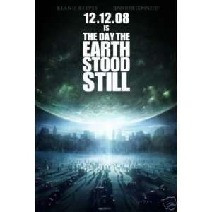 The Day the Earth Stood Still 14x20 2008 Movie Poster