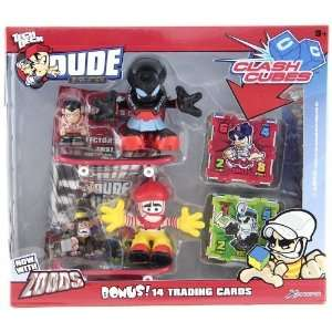 Tech Deck Dude Evolution With Clash Cubes Toys & Games