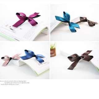 Korean Fashion Cute Lovely silk Bowknot Multicolor Hairpin Headband