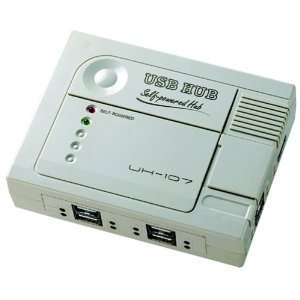 Aten Technologies UH107 7 Port 12Mbps USB Hub Electronics