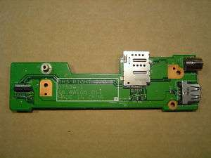NEW DELL M1530 USB SIM CMOS BATTERY BOARD 48.4W105.011