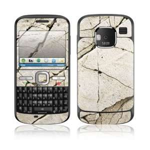 Rock Texture Design Decorative Skin Cover Decal Sticker for Nokia E5
