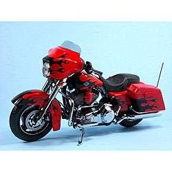 Harley Davidson Street Glide Die Cast Motorcycle