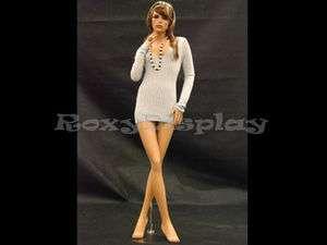 Fiberglass Mannequin Manequin Manikin Dress Form Display MD FR8