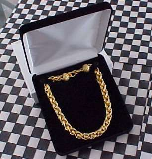 Extra Long Deluxe BLACK VELVET Necklace Pearls Chain Presentation Gift