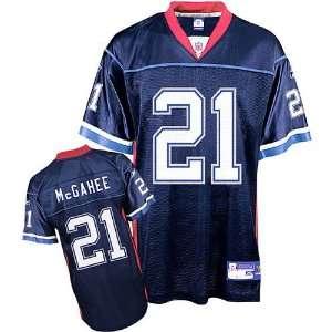 578846d98bd Willis McGahee #21 Buffalo Bills NFL Replica Player Jersey By Reebok (Team  Color) on PopScreen