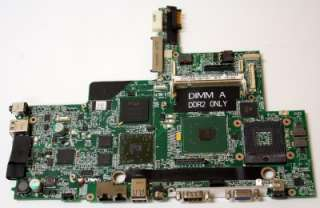D810 Intel Laptop Motherboard ATI Radeon Graphics   Y8689