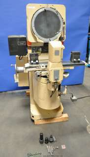 14 Jones & Lamson Optical Comparator, Model FC 14 (AS IS)