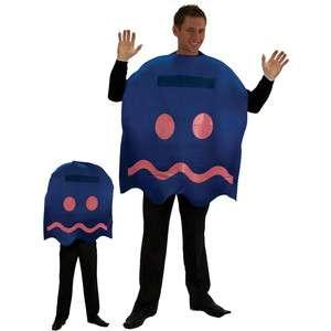 Pac Man Power Pellet Ghost Adult Costume