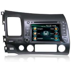 2006 07 08 09 10 Honda Civic DVD GPS Navigation Radio
