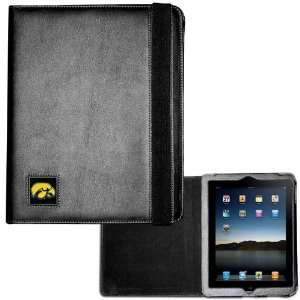 Iowa Hawkeyes Black iPad Case