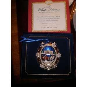 2004 White House Christmas Ornament