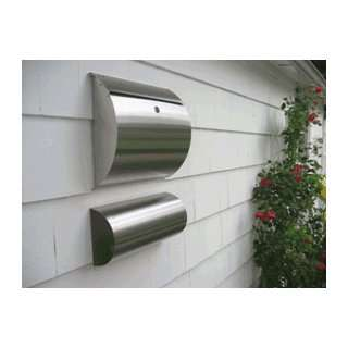 European Home Curb Appeal Mailbox w newspaper holder with