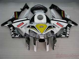 Honda CBR600RR CBR 600 RR 05 06 F5 2005 2006 FAIRING Kits Play Boy