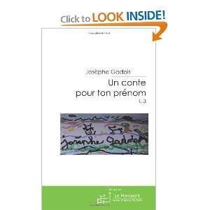 Un conte pour ton prénom (French Edition