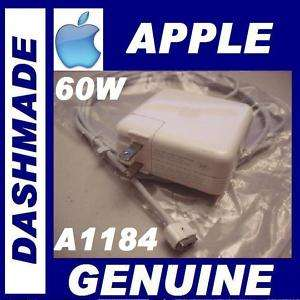 Genuine OEM APPLE MacBook Pro 60W MagSafe AC Power Adapter / Charger