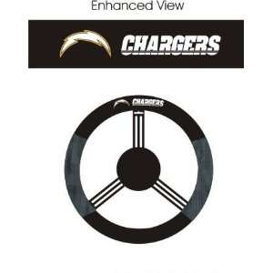 San Diego Chargers Car/Truck/Auto Steering Wheel Cover