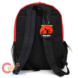 Angry Birds 3D School Backpack 16 Large Bag Licensed 843340045740