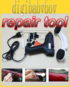 Auto Car Bodywork Panel Dent Puller Tool Ding Remover Repair Kit new