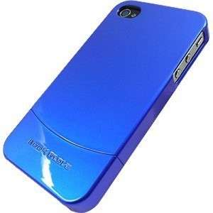 Body Glove Vibe Hard Shell Cover for iPhone 4   Blue