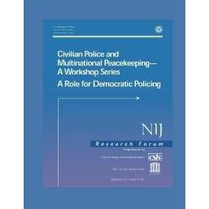 and International Studies, Police Executive Research Forum Books