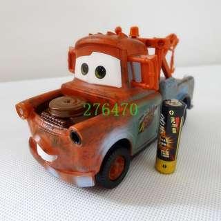 Disney Authorized Pixar Cars Remote Control RC Mater Xmas Gift