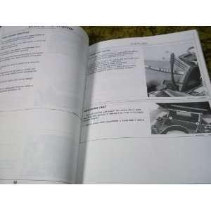 John Deere GT 262 Lawn & Garden Tractors OEM OEM Ownerss Manual John