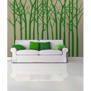 Vinyl Wall Decal Sticker Large Bare Tree Mcrespo116m