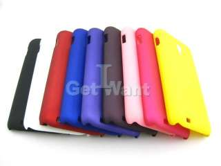 Sprint Samsung Galaxy S II 2 Epic 4G Touch D710 Plastic Skin Protector
