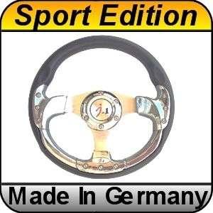 VW Sport Steering Wheel Alu Golf Jetta MK2 MK3 Passat