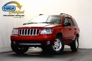 jeep grand cherokee laredo special edition l k video 4x4 niada