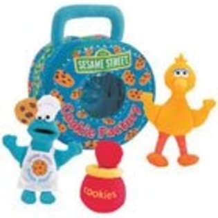 Sesame Street Dolls! Big Bird, Abby Cadabby, Grover, Cookie Monster
