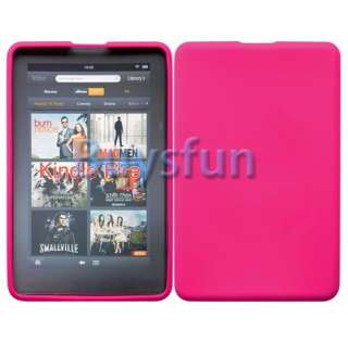 Silicone CASE COVER SKIN NEW FOR  Kindle Fire 7 Tablet