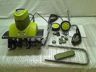 Joe TJ601E Tiller Joe 9 Amp Electric Garden Tiller/Cultivator