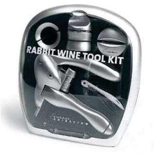 Metrokane Deluxe Die Cast Rabbit Corkscrew
