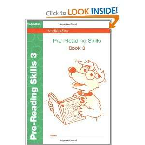 Pre Reading Skills (Bk. 3) (9780721709116): Sally Johnson