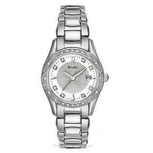 Bulova Diamond Ladies Watch 96R56  Jewelry Watches View All Watch