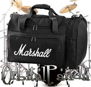 Pro Holdall with MARSHALL amplifier Logo Gig Bag mosfet