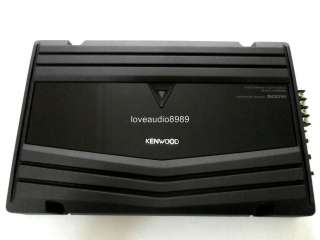 2011 Kenwood KAC M646 4 Channel Power Amplifier 500W
